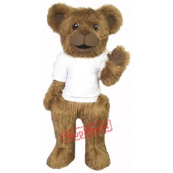 New Cute Bear Mascot Costume