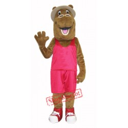 Happy Camel Mascot Costume