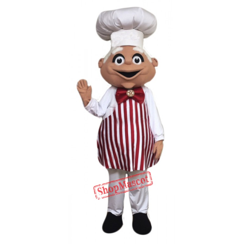 High Quality Chef Mascot Costume