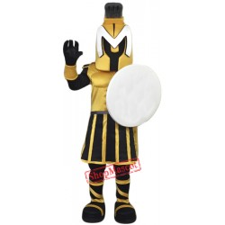 High Quality University Spartan Mascot Costume
