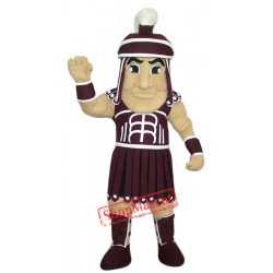 High Quality Spartan Mascot Costume