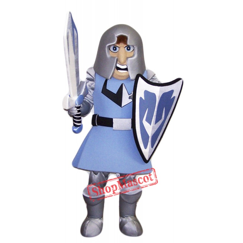 High Quality Crusader Mascot Costume