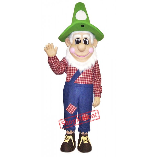 High Quality Hillbilly Mascot Costume
