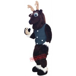 High Quality Buck Mascot Costume