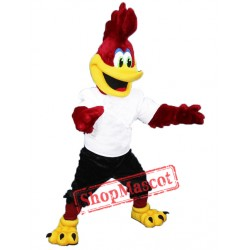 Bird Roadrunner Mascot Costume