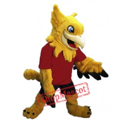 High Quality Gryphon Mascot Costume