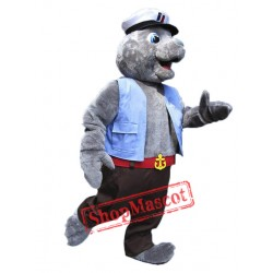 Cute Seal Mascot Costume