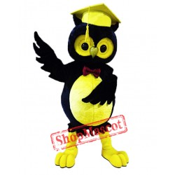 Bird Owl Mascot Costume