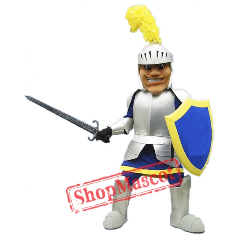 High Quality College Knight Mascot Costume