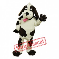 Siren Dog Mascot Costume