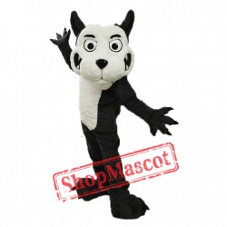 High Quality Wolf Mascot Costume