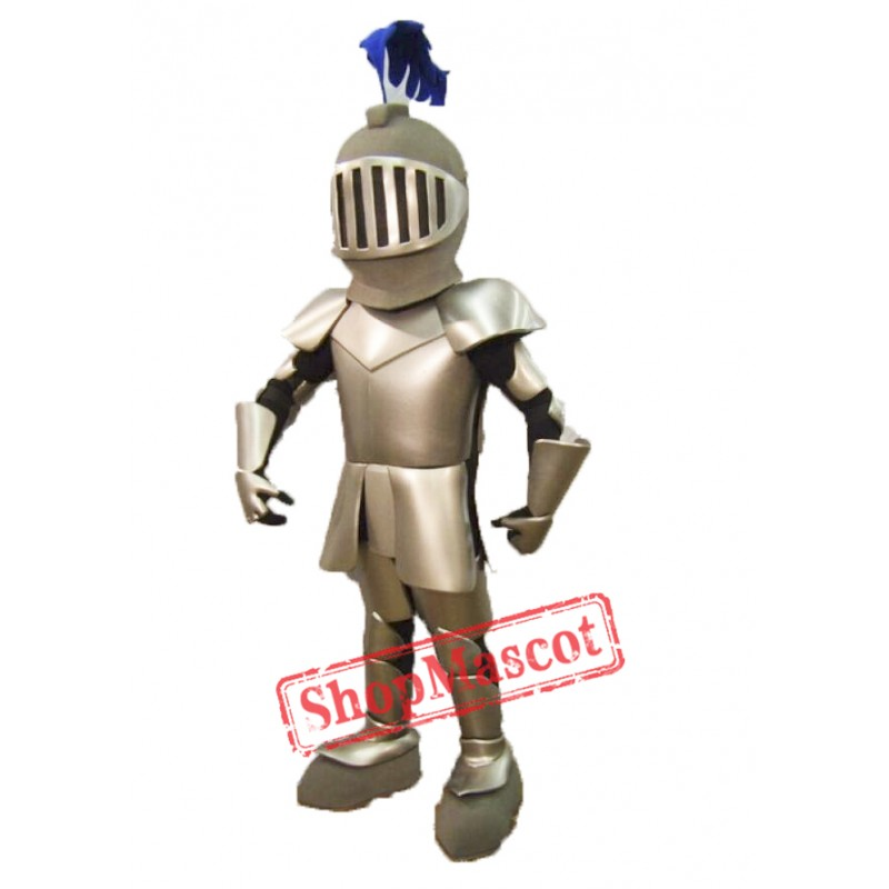 College Golden Knight Mascot Costume