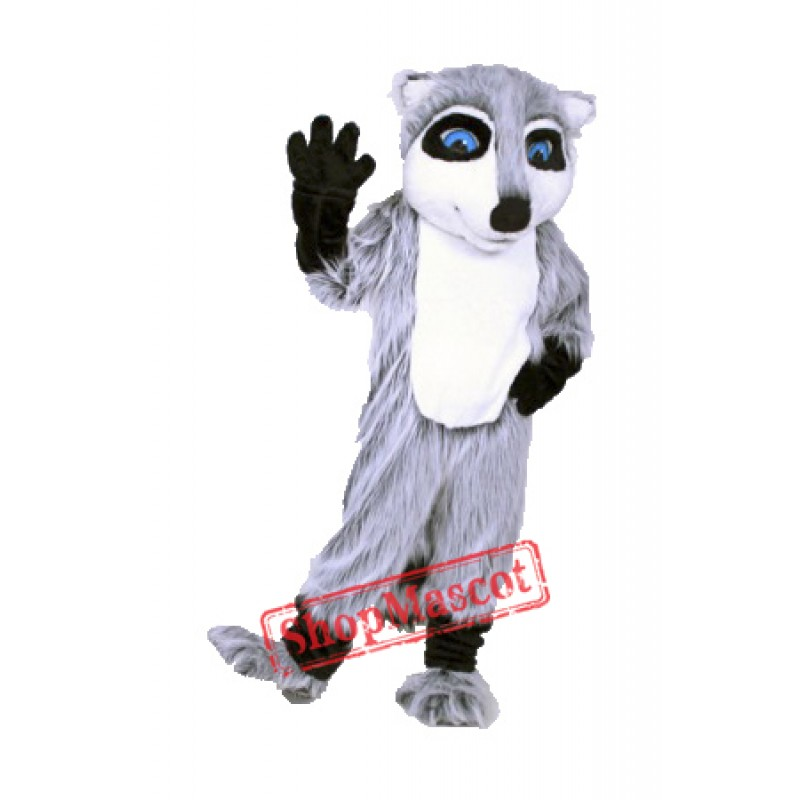 Professional Quality Raccoon Mascot Costume