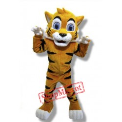 Little Cute Tiger Mascot Costume
