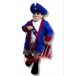 The Patriot Mascot Costume