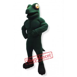 Power Lizard Mascot Costume