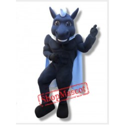 High Quality Power Mustang Mascot Costume