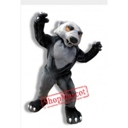 Power Badger Mascot Costume