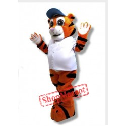 Baby Tiger Mascot Costume