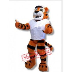 Sport College Tiger Mascot Costume