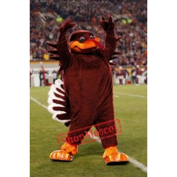 Hokie Bird Mascot Costume