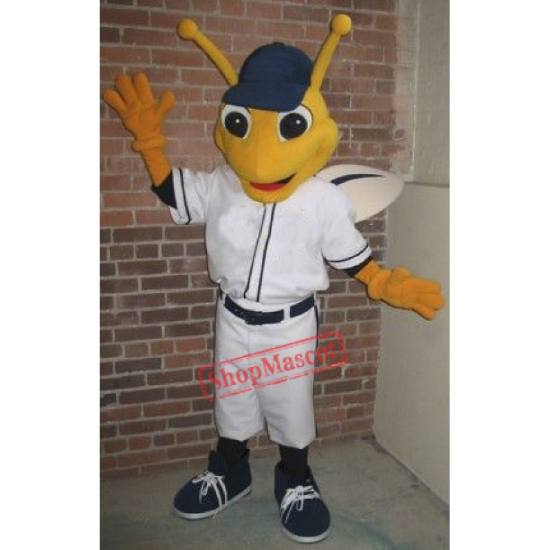 Baseball Bee Mascot Costume