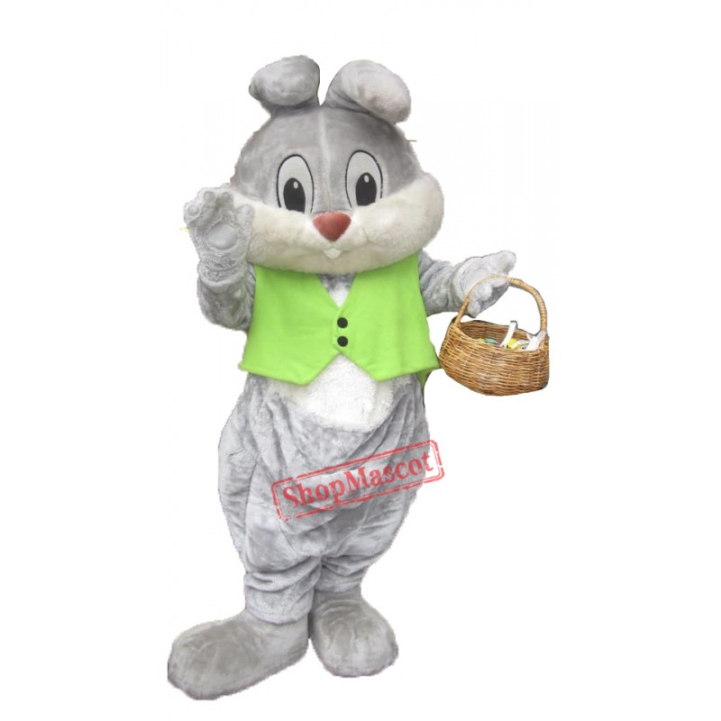 Christmas &Halloween & Easter Bunny Mascot Costume