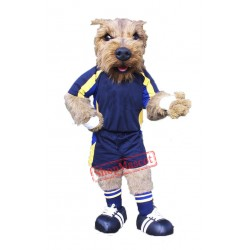 Football Dog Mascot Costume