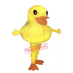 Big Duck Mascot Costume