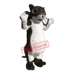 Cute Lightweight Squirrel Mascot Costume