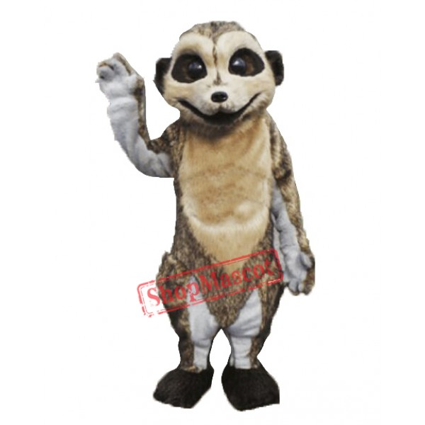 Cute Lightweight Meerkat Mascot Costume