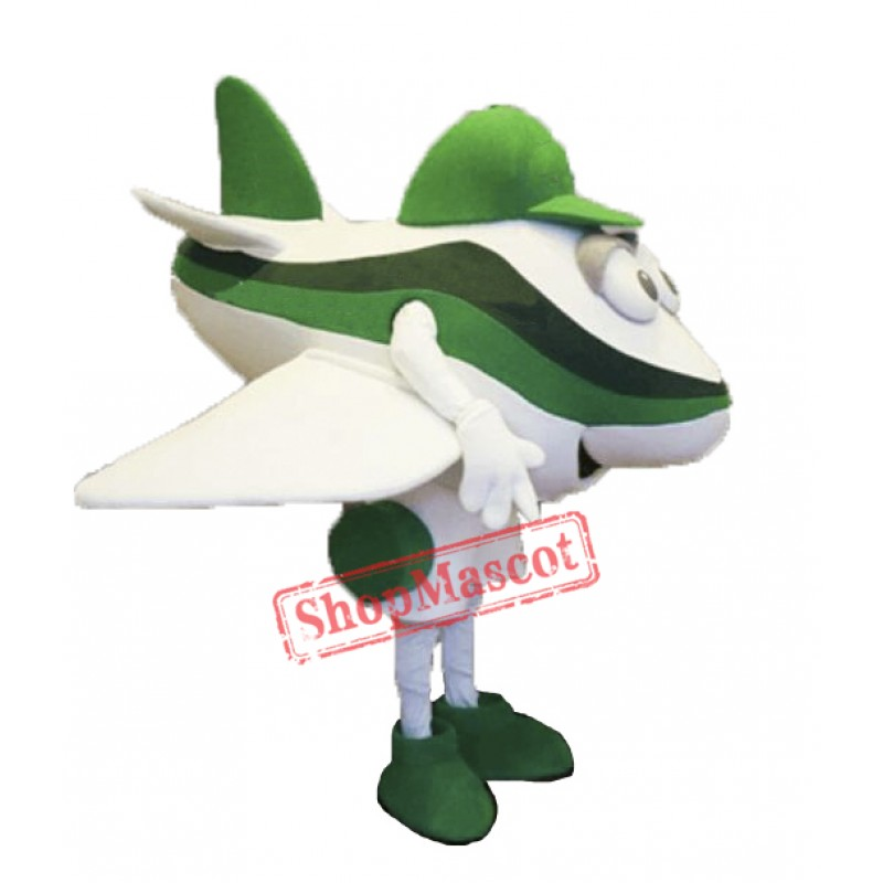 High Quality Aircraft Mascot Costume