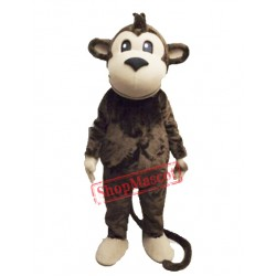 Long Tail Monkey Mascot Costume