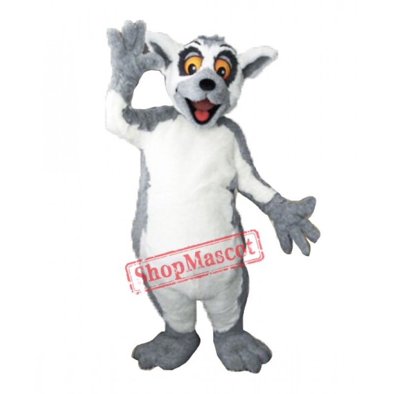 High Quality Lemur Mascot Costume
