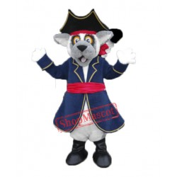 Pirate Lemurs Mascot Costume
