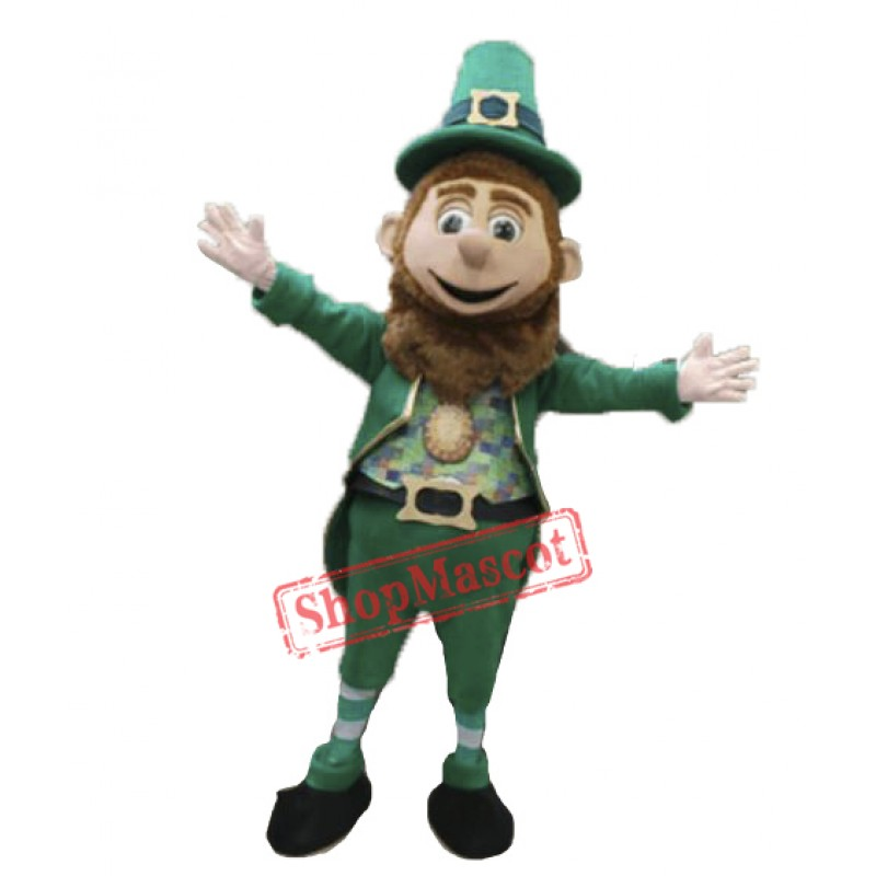 Lovely Leprechauns Mascot Costume