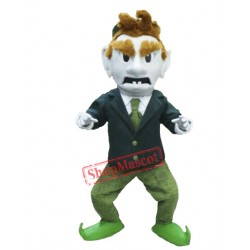 Nasty Leprechaun Mascot Costume