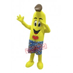 High Quality Banana Mascot Costume