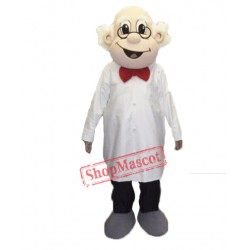 High Quality Professor Mascot Costume