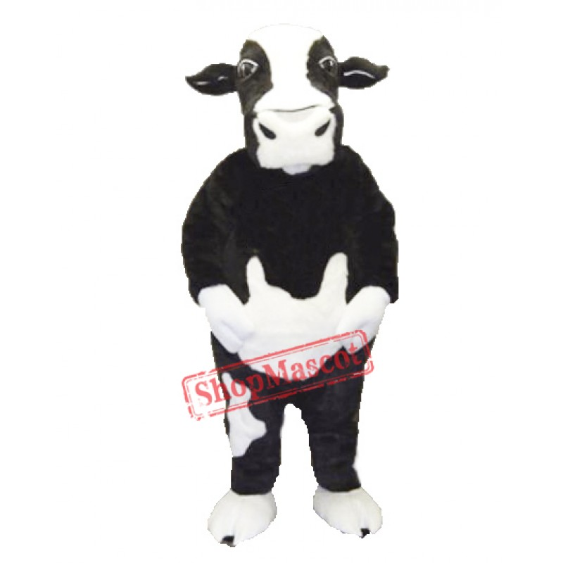Professional Quality Cow Mascot Costume