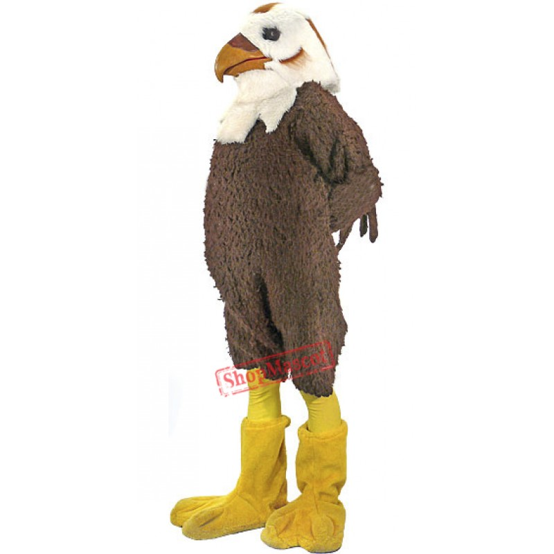 High Quality Hawk Mascot Costume