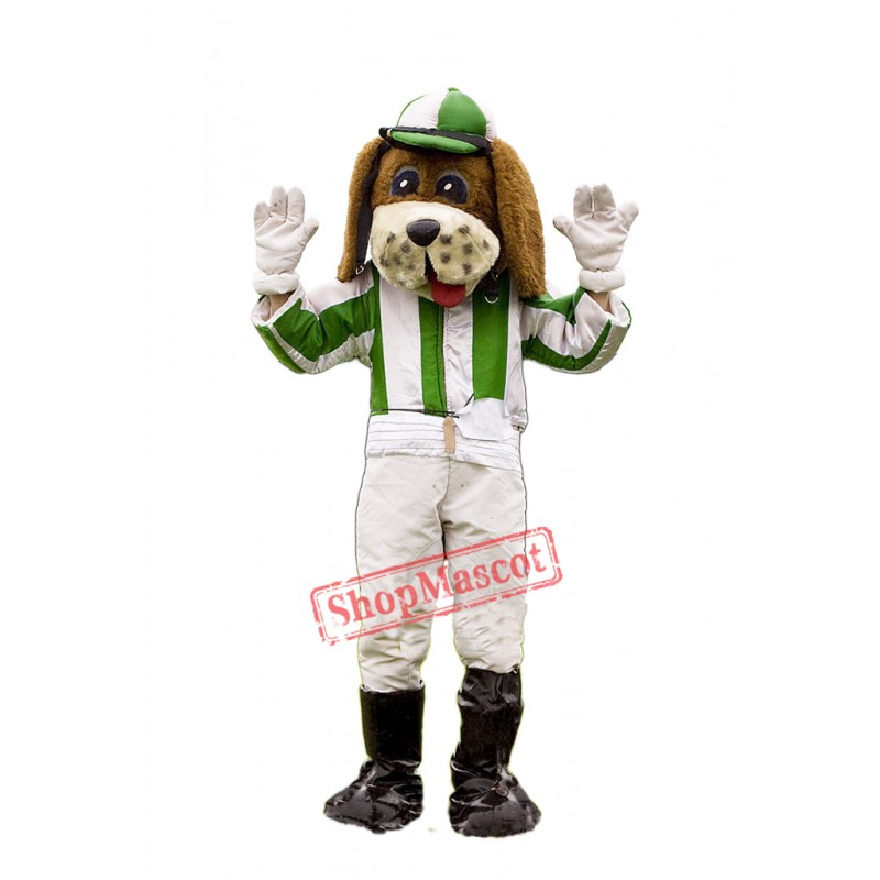 High Quality Football Dog Mascot Costume