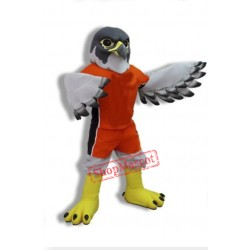 High School Falcon Mascot Costume