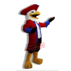 Patriot Eagle Mascot Costume