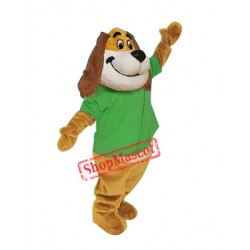 Big Hound Dog Mascot Costume