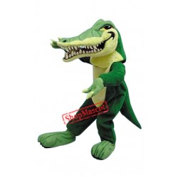 Fierce Gator Mascot Costume