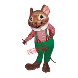Deluxe Mouse Mascot Costume