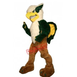 College Griffin Mascot Costume