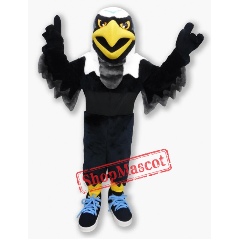 Valor Eagle Mascot Costume