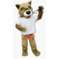 Valor Wildcat Mascot Costume